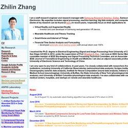 Zhilin Zhang