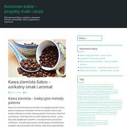 Kawa ziarnista Sabro - unikalny smak