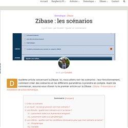 Zibase : les scénarios - Cup Of DIY