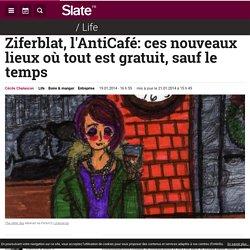 Ziferblat, l'AntiCafé: ces nouveaux lieux où tout est gratuit, sauf le temps