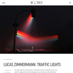 Lucas Zimmermann: Traffic Lights – WeTransfer This Works