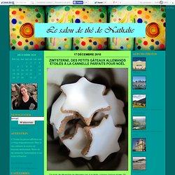 Zimtsterne, des petits gâteaux allemands étoilés à la cannelle parfaits pour Noël - Le salon de thé de Nathalie