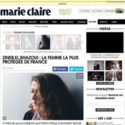 Zineb El Rhazoui: la femme la plus protégée de France