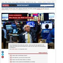 Endlich verständlich: Wie Zinsen die Welt verändern - SPIEGEL ONLINE - Nachri...