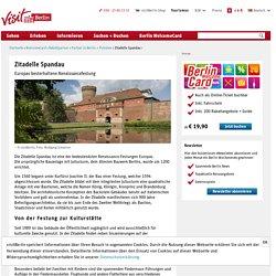 Zitadelle Spandau - visitBerlin.de