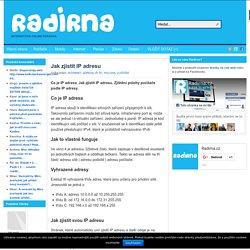 Radírna - Internetová online poradna