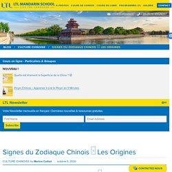 Signes du Zodiaque Chinois □ Astrologie, Légendes & Culture