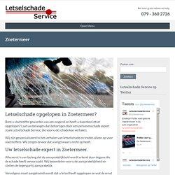 letselschade schadevergoeding whiplash zoetermeer rotterdam