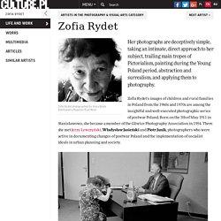 Zofia Rydet - Biography