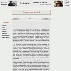 Zola - Académie de Rouen