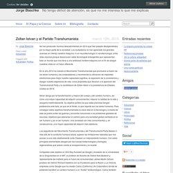 Zoltan Istvan y el Partido Transhumanista