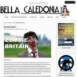 Zombie Britain «