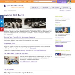 Zombie Task Force
