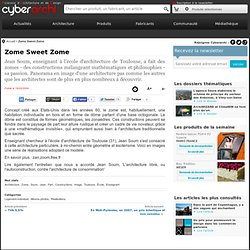 Abums photos - Zome Sweet Zome