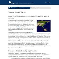 Zone Asie - Océanie