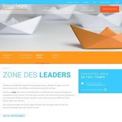 Zone des leaders - Brisson Legris