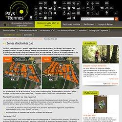 Intensifier les zones d'activités - Pays de Rennes