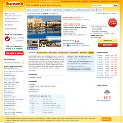 Hotel Bella Vista - Zonvakanties - Sunweb vakanties