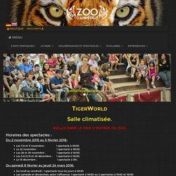 Zoo d'Amnéville - Nouveauté 2016