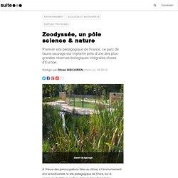Zoodyssée, un pôle science & nature