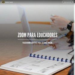 ZOOM para educadores