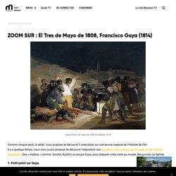 El Tres de Mayo de 1808 (1814) de Francisco Goya