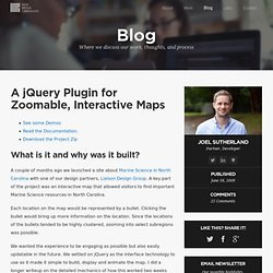 A jQuery Plugin for Zoomable, Interactive Maps - GetHiFi