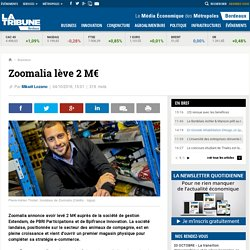 Zoomalia lève 2 M€
