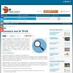 Curation en Zoomant sur le Web