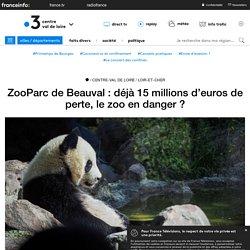 FRANCE 3 21/04/20 ZooParc de Beauval : déjà 15 millions d'euros de perte, le zoo en danger ?