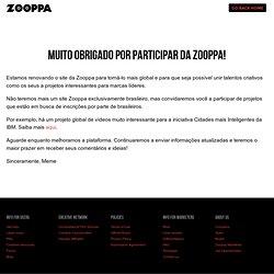 Concursos de vídeo e concursos de design gráfico patrocinados por uma marca