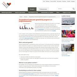 GGD Zuid Limburg: Zorgwekkend seksueel geweld bij jongeren en jongvolwassenen