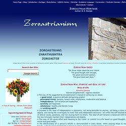 Zoroastrianism Zoroastrian Zarathushtra Zarathustra Zoroaster Zoroastrians