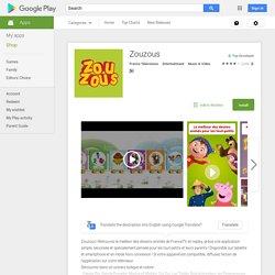 Zouzous - FranceTV