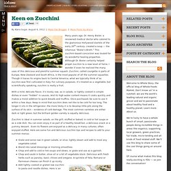 Keen on Zucchini | Whole Foods Market