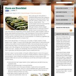 Keen on Zucchini