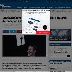 Mark Zuckerberg défend le modèle économique de Facebook et tacle Apple