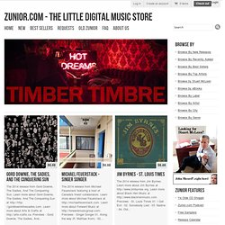 Zunior.com - the little digital music store