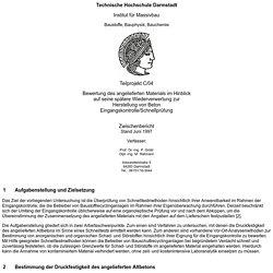 Zwischenbericht TP C 04 06/97