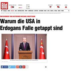Zwischenruf von Historiker Michael Wolffsohn: Bleiben wir Erdogans Büttel?