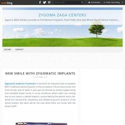 New Smile With Zygomatic Implants