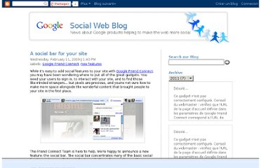 http://googlesocialweb.blogspot.com/2009/02/social-bar-for-your-site.html