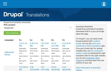 http://localize.drupal.org/translate/downloads