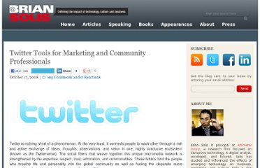 http://www.briansolis.com/2008/10/twitter-tools-for-community-and/