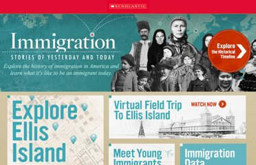 http://teacher.scholastic.com/activities/immigration/index.htm