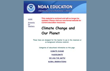 http://www.education.noaa.gov/tclimate.html