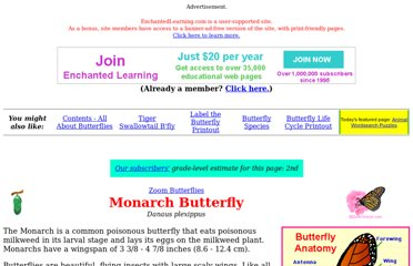 http://www.enchantedlearning.com/subjects/butterfly/species/Monarch.shtml