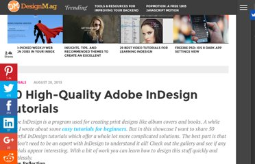 http://designm.ag/tutorials/indesign/