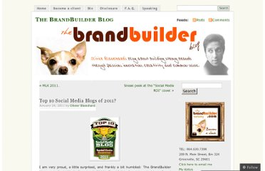 http://thebrandbuilder.wordpress.com/2011/01/24/top-10-social-media-blogs-of-2011/