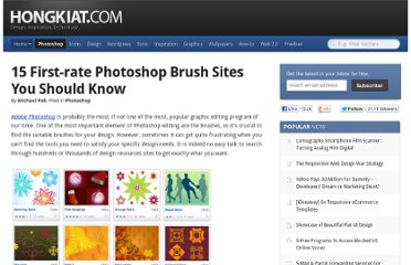 http://www.hongkiat.com/blog/first-rate-photoshop-brush-sites/